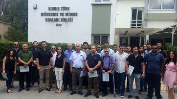 Elektrik Mühendisleri Odası'na BIM Eğitimi