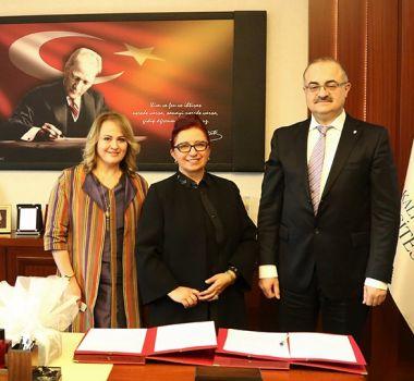 Hasan Kalyoncu Üniversitesi İle Protokol İmzalandı