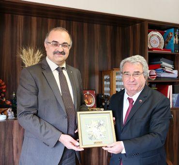 Konya Gıda ve Tarım Üniversitesi ile Protokol İmzalandı