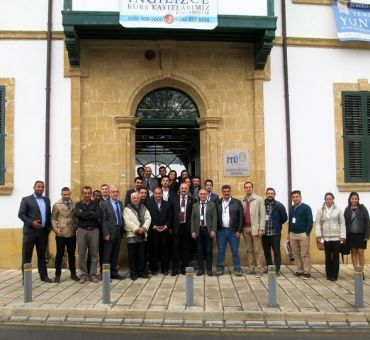 Soft Computing Methods in Water Resources Engineering Workshop/Seminar Held at ITU-TRNC