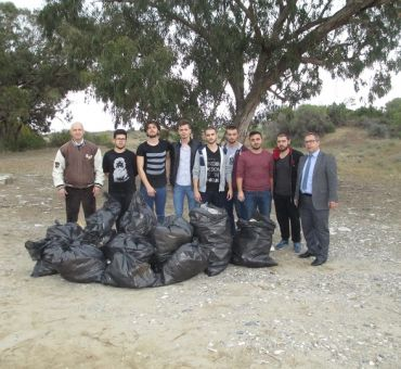 Our Students Participated in an 'Environment Cleaning Event'