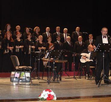 İTÜ Mezunları Türk Müziği Topluluğu Dinleyici ile Buluştu