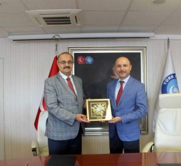 Türk Eğitim-Sen ile İşbirliği Protokolü İmzalandı