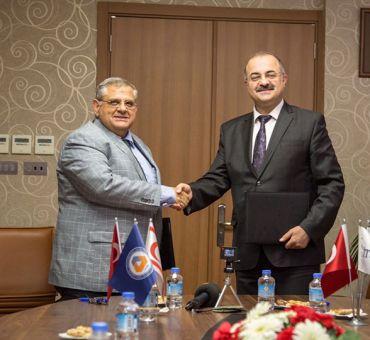 İTÜ-KKTC ile DAÜ Arasında İşbirliği Protokolü İmzalandı