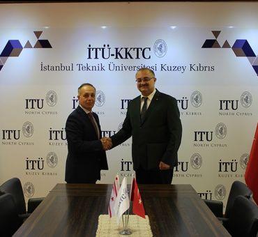 Kıbrıs Türk Denizcilik Ltd. Şti. ile Protokol İmzalandı