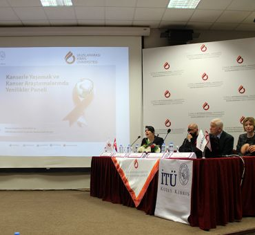 Living with Cancer and Recent Developments in Cancer Panel Was Held