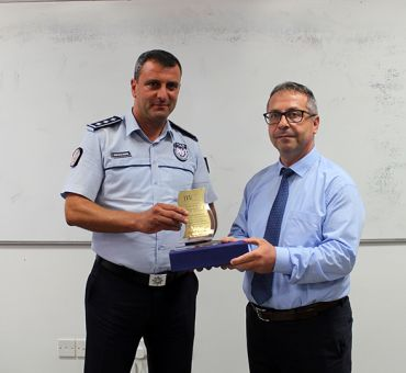 Adaptation Seminar Given by TRNC Police Authorities