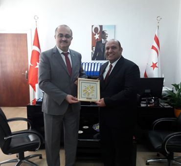Visit to Ministry of Public Works and Transportation