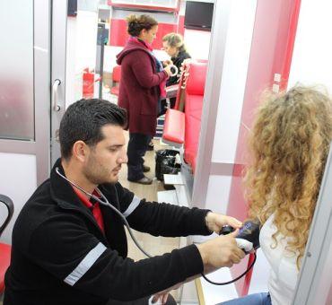 İTÜ Kuzey Kıbrıs'tan Kan Bağışına Destek