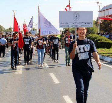 The Anniversary of the Establishment of TRNC Was Celebrated