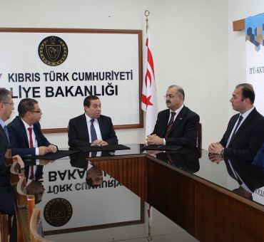 ITU-TRNC has Rented New Plots of Land for Yeni Erenköy Campus