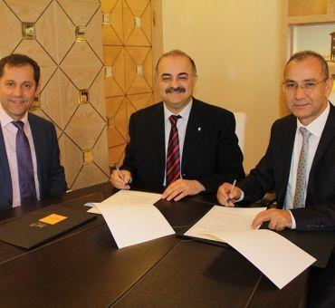 ITU-TRNC and ALKU Signed a Protocol