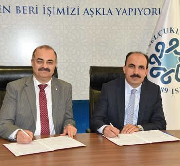 Cooperation Agreement Has Been Signed between ITU-TRNC and Selçuklu Municipality