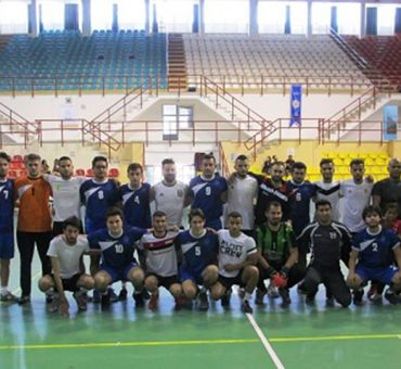 Friendly Matches with EMU and CIU