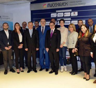 Kıbrıs Türk Ticaret Odası İTÜ'yü Ziyaret Etti