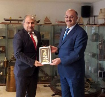 Visit to The Chamber of Marine Engineers