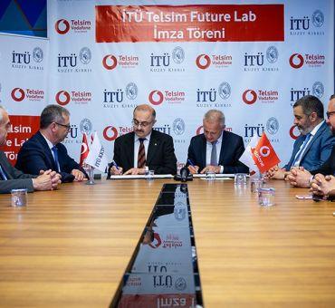 ITU NORTH CYPRUS-TELSIM FUTURE LAB IS AT TRNC