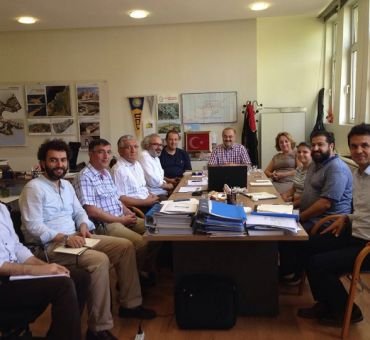 Towards the End in Famagusta Campus Construction Bidding