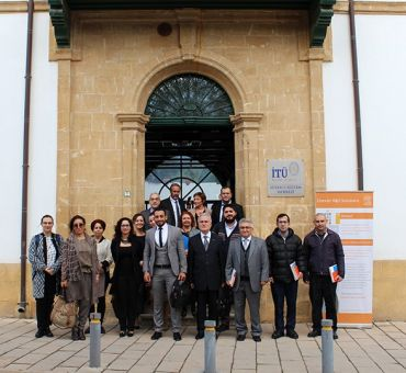 ELSEVIER Meeting Was Held at ITU North Cyprus Continuing Education Center