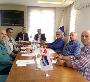 Our Rector Visited ALSİAD