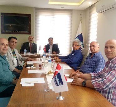 İTÜ Kuzey Kıbrıs ALSİAD Temasında Bulundu