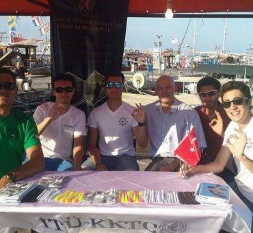 4. Geleneksel Gazimağusa Deniz Festivali Gerçekleştirildi