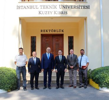 Müsteşar BAĞZIBAĞLI Üniversitemizi Ziyaret Etti