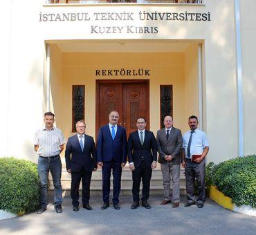 Undersecretary BAĞZIBAĞLI Visited Our University