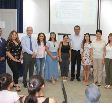 Prime Minister ERHÜRMAN visited ITU North Cyprus Continuing Education Center
