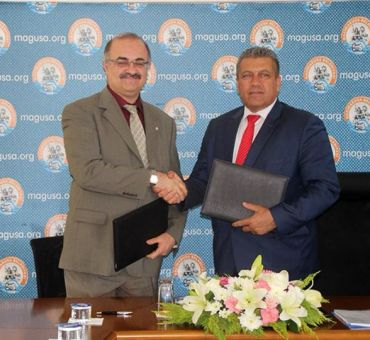 Gazimağusa Belediyesi ile İşbirliği Protokolü İmzalandı