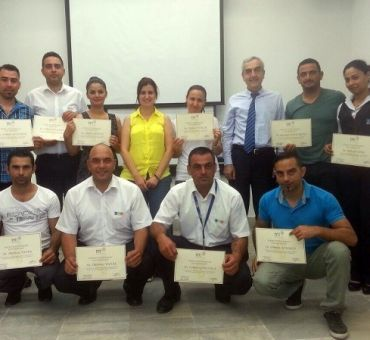 """Training of the Trainer"" Program Has Completed"