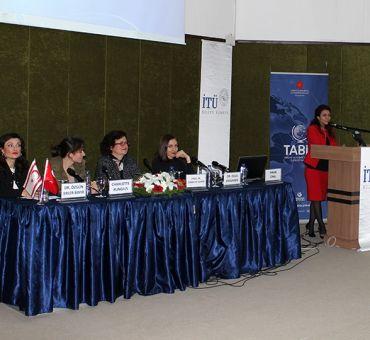"""Tabip Lecture Series """"Bilim Diplomasisi Konuşmaları"""" Gerçekleşti"""