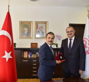 Cooperation Agreement Signed With Muğla Sıtkı Koçman University