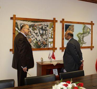 İTÜ-KKTC ile Ulaştırma Bakanlığı Arasında İş Birliği Protokolü İmzalandı