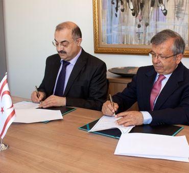 İTÜ-KKTC ile Girne Üniversitesi Arasında Protokol İmzalandı