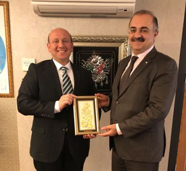 Visit To TR Ministry of Interior Undersecretary of Public Order and Security