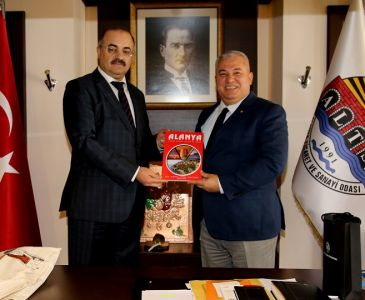 Visit to Alanya Chamber of Commerce and Industry