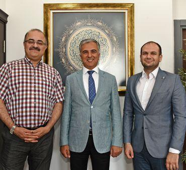 Visit to Marmara University