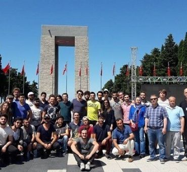 Çanakkale - İstanbul Trip was Completed
