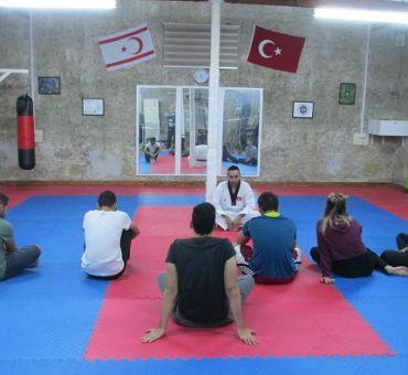 Taekwondo Eğitim Faaliyetleri Başladı.