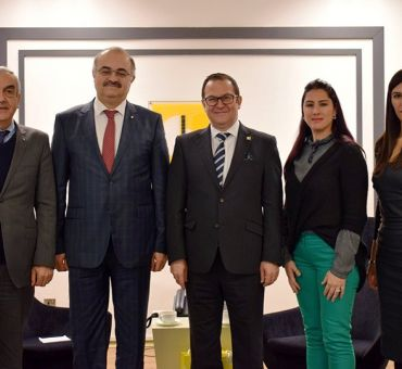 Visit to Turkish Cypriot Chamber of Commerce