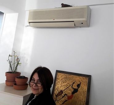 Visit to ITU Music Conservatory Director Prof. Dr. Serpil MÜRTEZAOĞLU