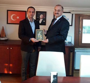 Visit to The Chamber of Turkish Naval Architects and Marine Engineers