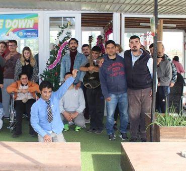 Öğrencilerimiz Down Cafe'yi Ziyaret Etti