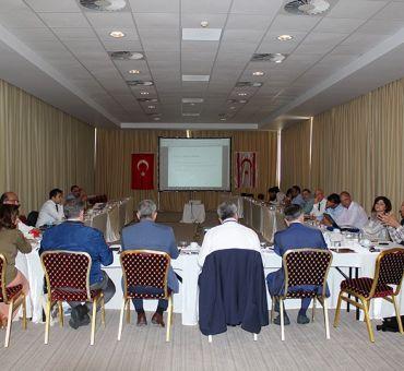İTÜ Mezun Dernekleri Platformu 4. Toplantısı Yapıldı