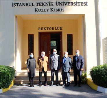 İTÜ MEDEK Üyeleri Üniversitemizi Ziyaret Etti