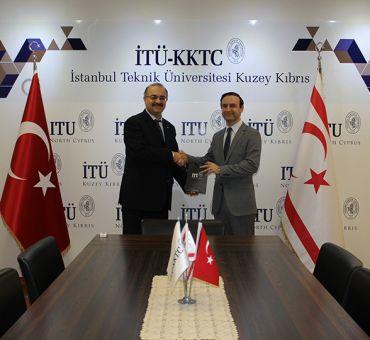 Büyükelçilik Müsteşarı TEMİZKAN Üniversitemizi Ziyaret Etti