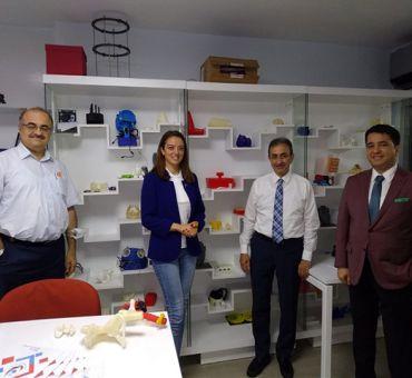 İstanbul Üniversitesi TETLAB Fikir Fabrikası'na Ziyaret