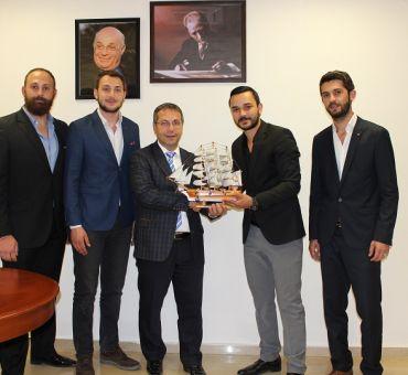 Karadeniz Öğrenci Birliği Üniversitemizi Ziyaret Etti