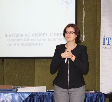 Communication and Institutional Development Seminar Was Held